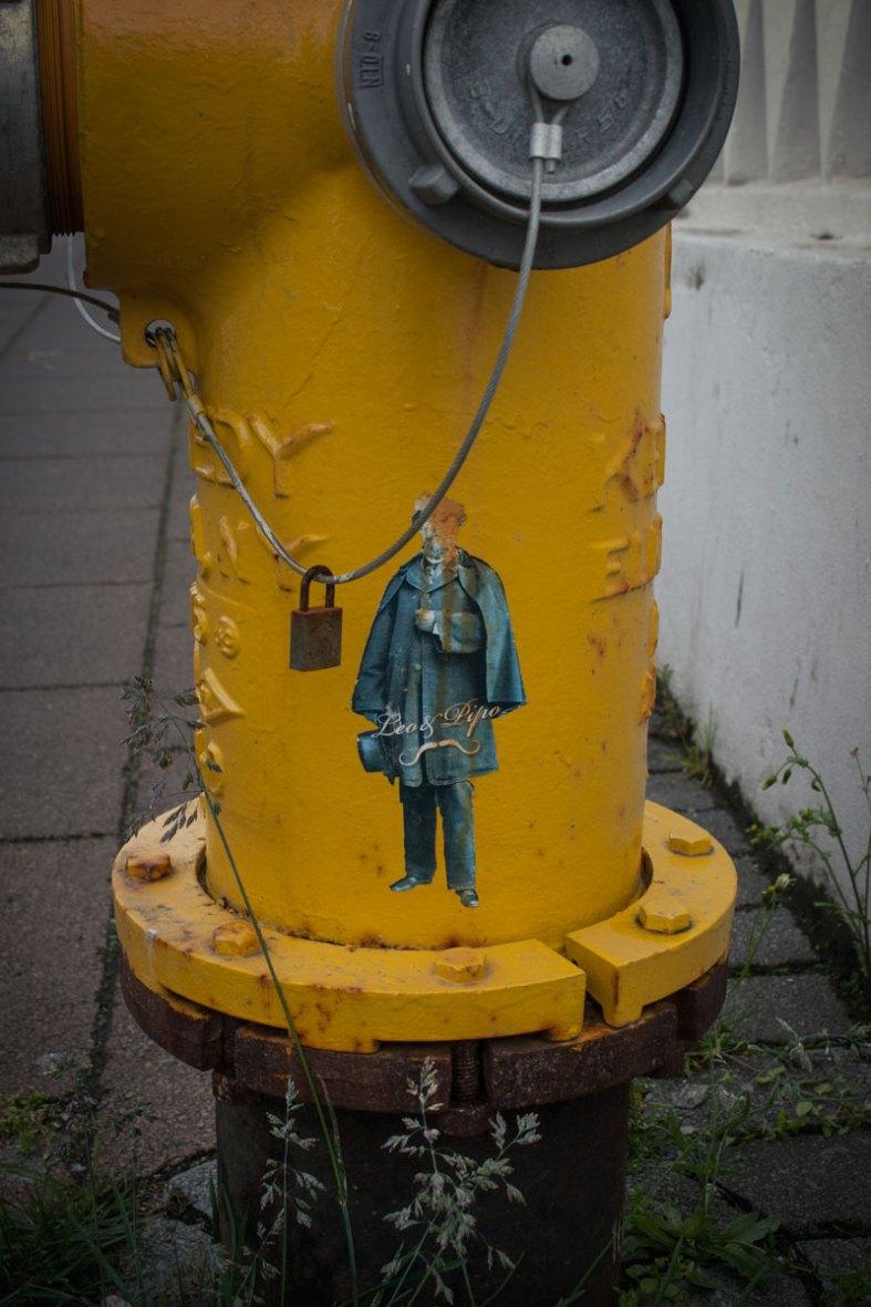 street art reykjavik leo et pipo