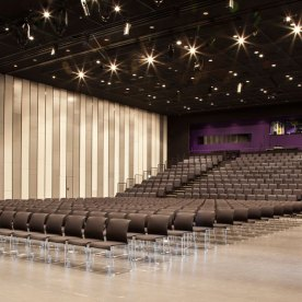 Silfurberg (conference hall), © Harpa.is