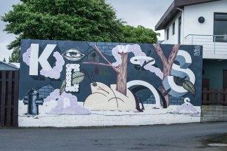 reykjavik streetart