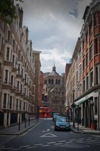Covent Garden surroundings