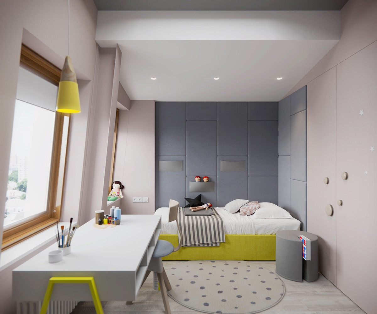 25 Bedroom Paint Ideas For Teenage Girl - RooHome on Decorations For Girls Room  id=39240