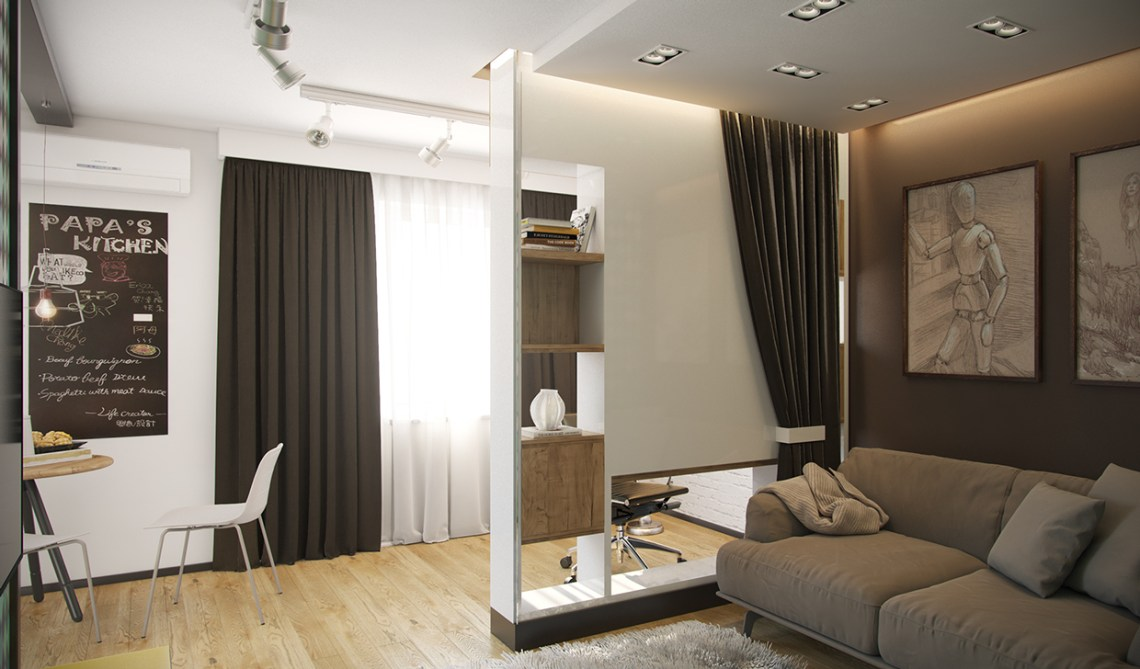Types Of 3 Small Living Room Designs Combined Between Modern And Minimalist Interior Decor Ideas