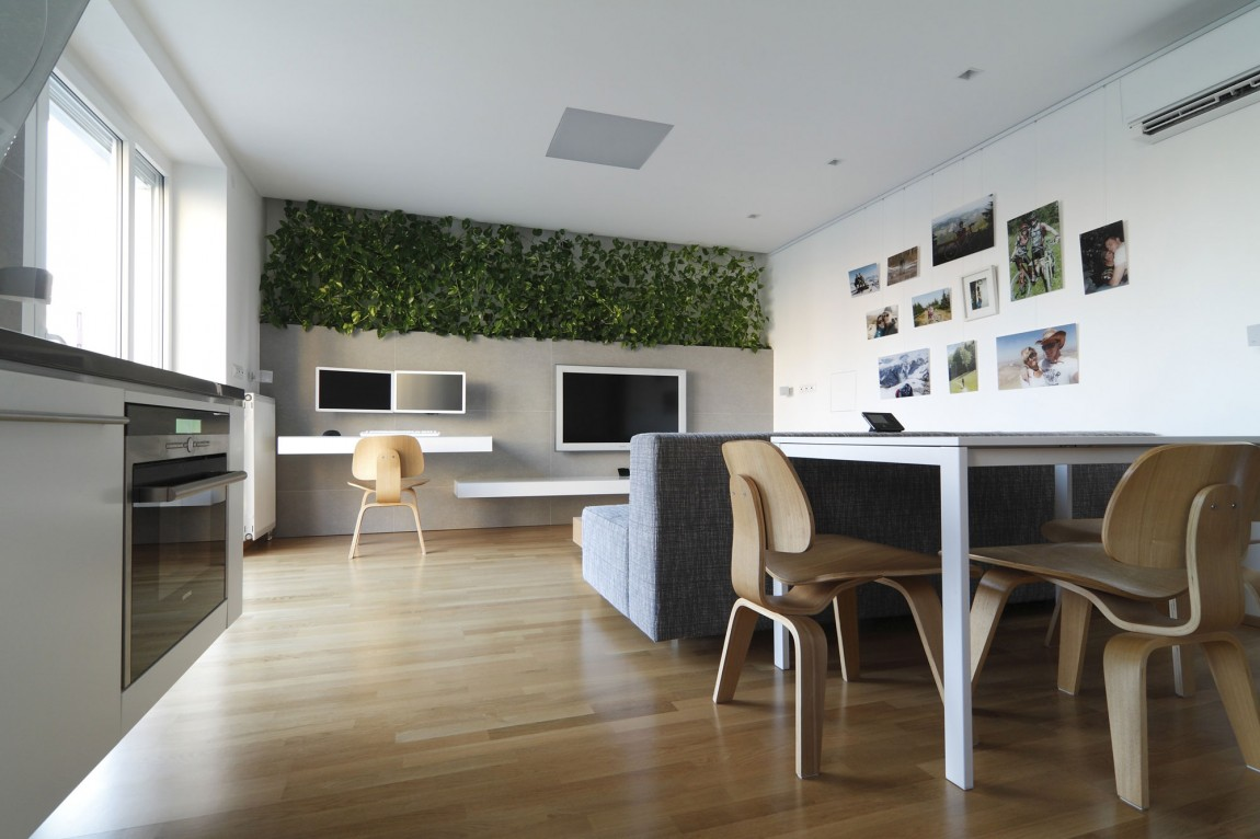 The living room is one of the most important areas in your house for a great hosting experience. Open Plan Kitchen Living Room Decorating Ideas With Nature ...