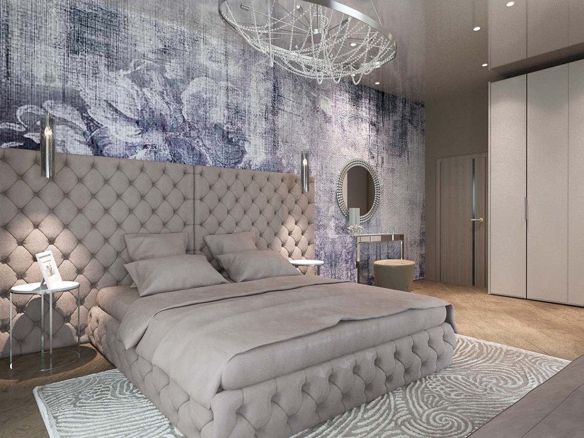 10 Modern Bedroom Design Ideas With Luxury Decorating ...