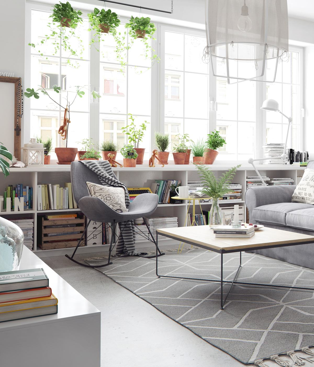 The Beauty Of Nordic Apartment Interior Design Style - RooHome on Apartment Decorating Styles  id=88712