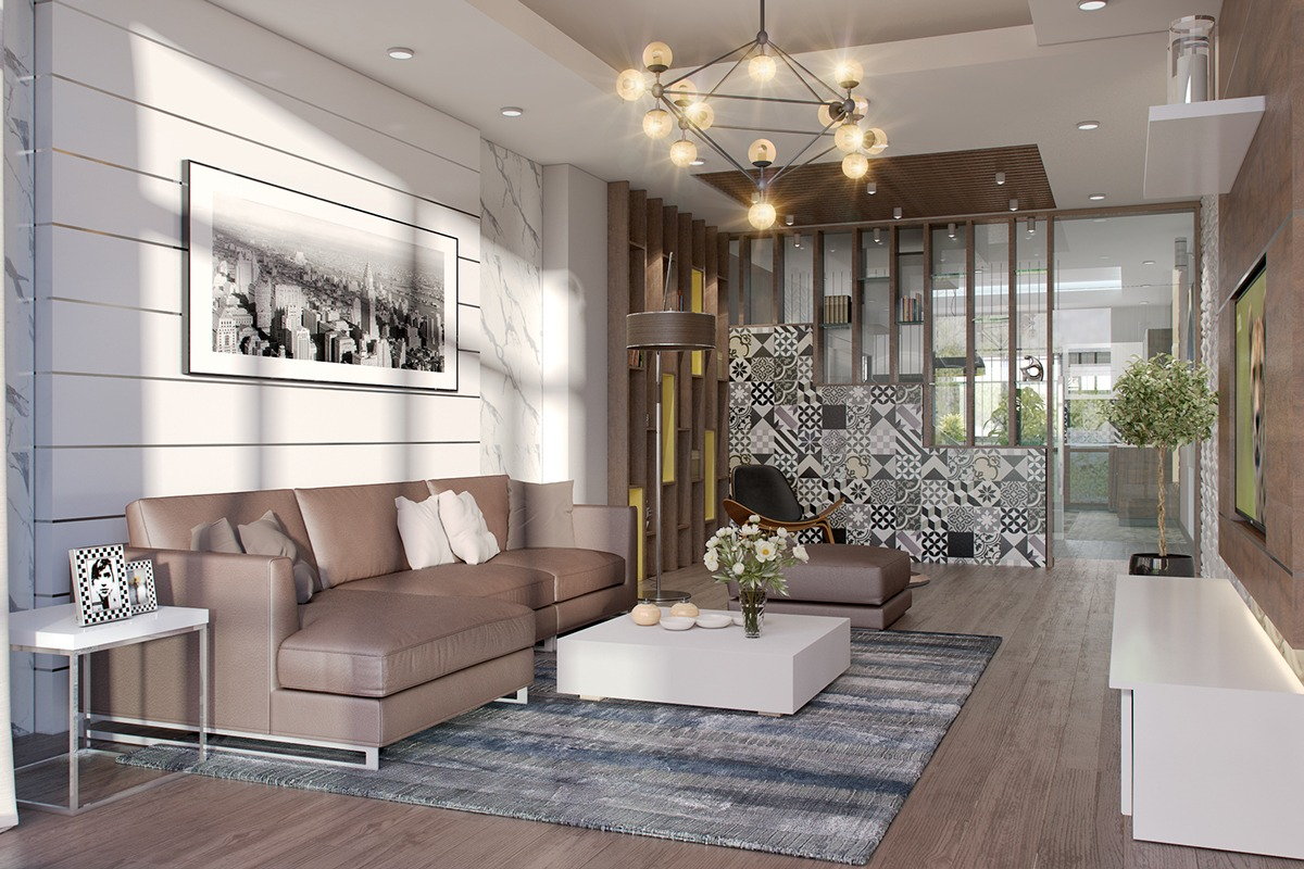 """The Natural Side of 3 Neutral color Living Room Designs ... on """"Room Decor""""  id=72932"""