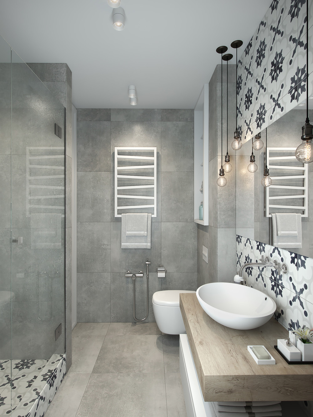 Minimalist Small Apartment Decor Which Suitable For Young ... on Bathroom Ideas Apartment  id=93297