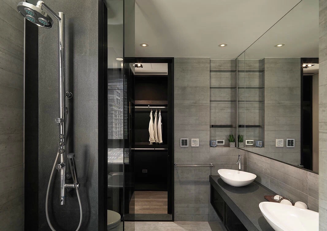 Apartment Ideas - Asian Classic Design Interior - RooHome on Monochromatic Bathroom Ideas  id=42649