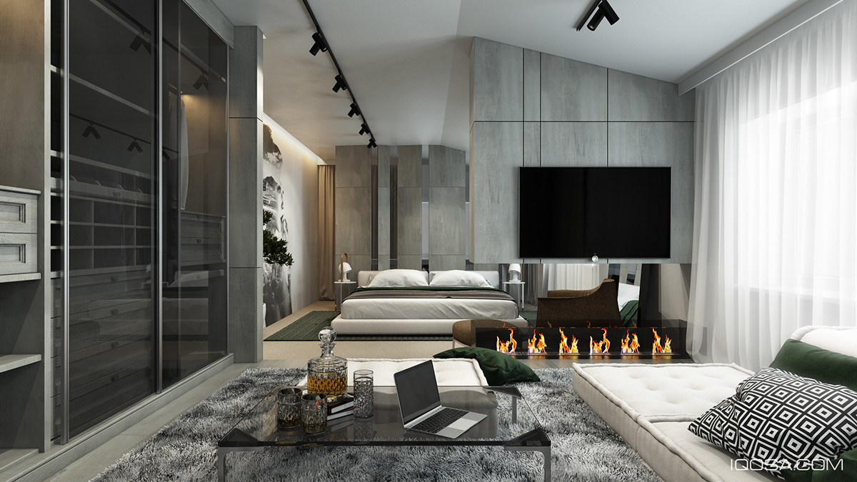 Home Interior Design Combining With Cool Wall Texture And ... on Interior:ybeqvfpgwcq= Modern House  id=22065