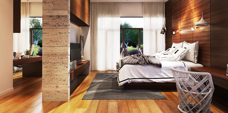 Variety of Minimalist Bedroom Designs Look So Trendy With ... on Minimalist Bedroom Design Ideas  id=84115