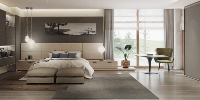 Modern And Minimalist Bedroom Decorating Ideas So ...