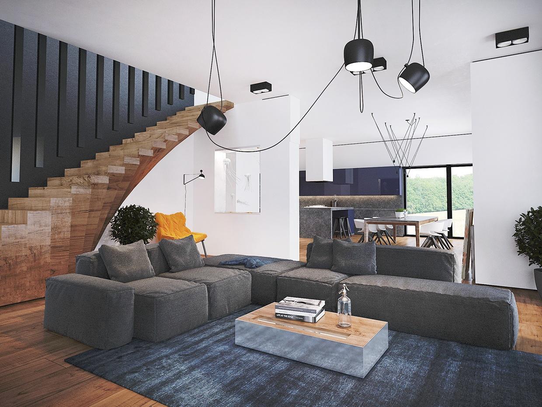 Trendy Home Interior Design Ideas With Super Unique ... on Trendy Room  id=99033