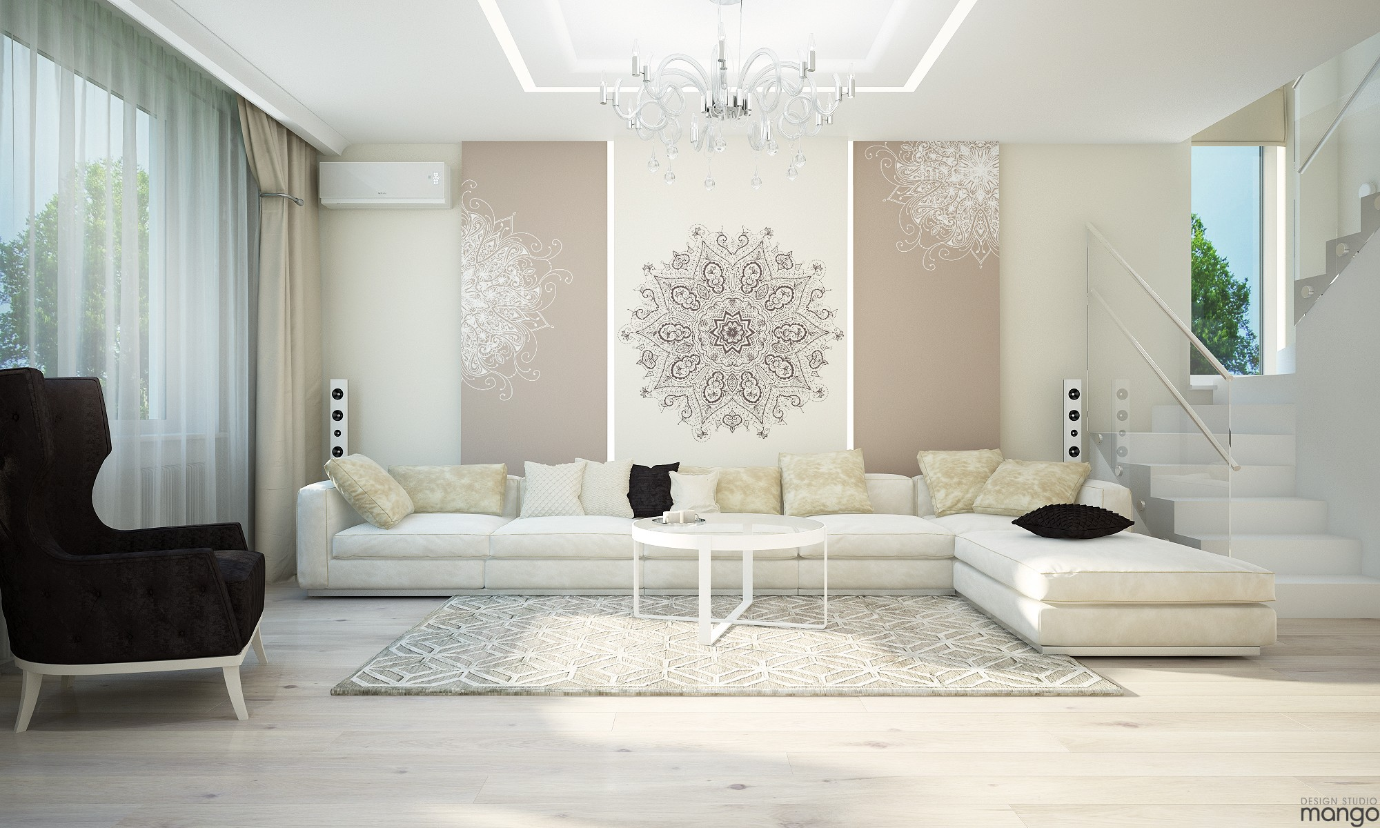 35 Living Room Designs Completed With Steps To Arrange