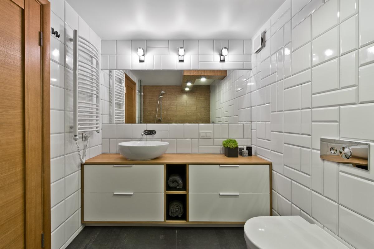 Scandinavian Bathroom Design Ideas With White Color Shade ... on White Bathroom Design Ideas  id=45702