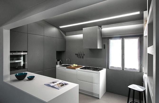 Utilizing One Of 4 Captivating Minimalist Kitchen Decor