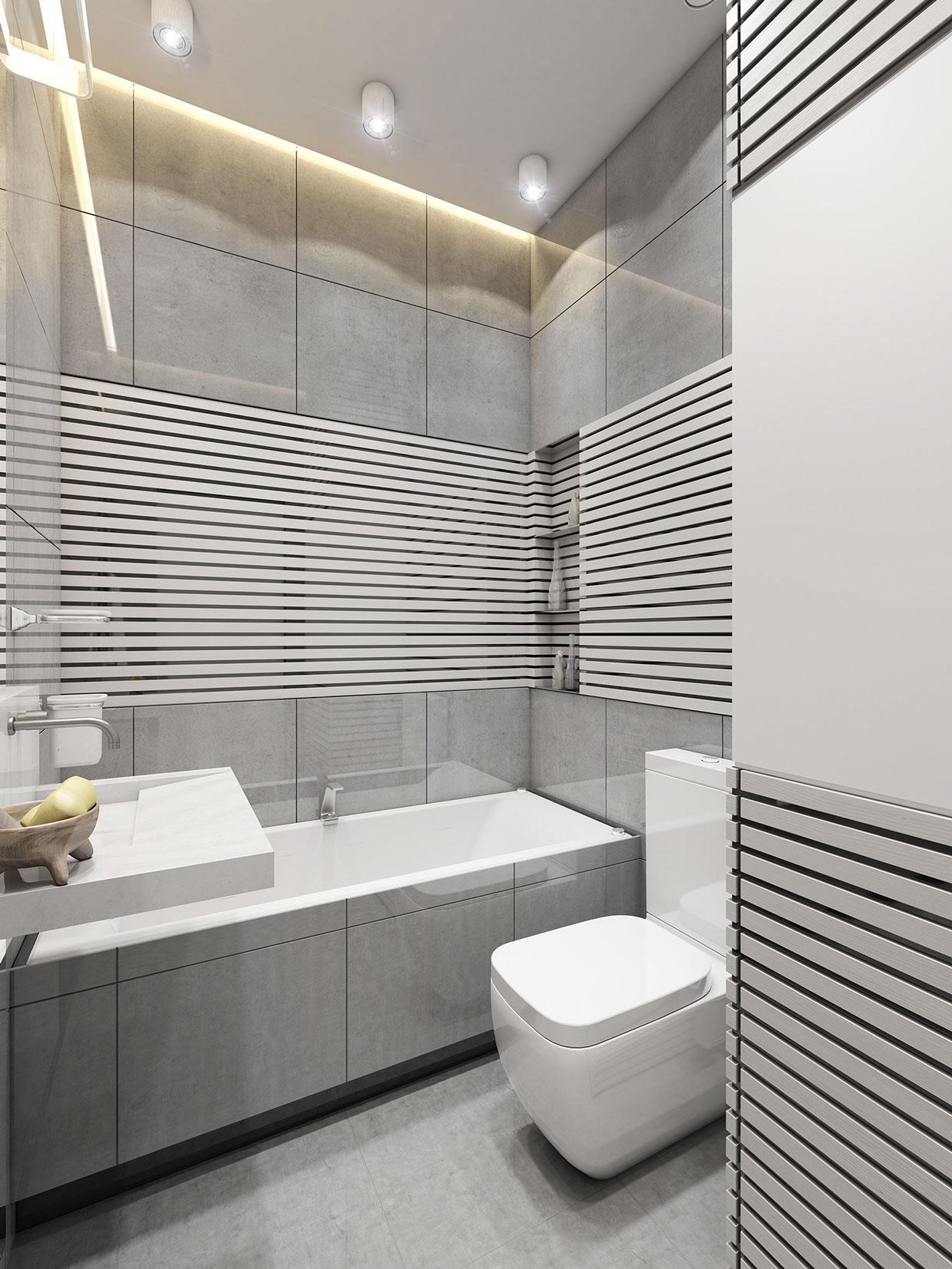 A Suitable Simple Small Bathroom Designs Looks So Perfect ... on Bathroom Ideas Modern Small  id=27345