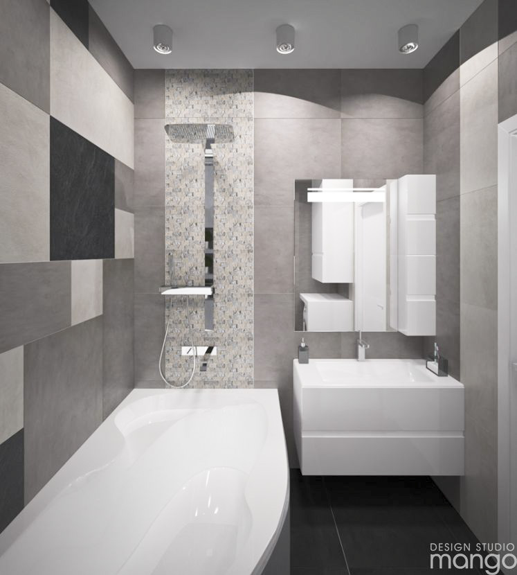 Modern Small Bathroom Designs Combined With Variety of ... on Modern Small Bathroom  id=71058
