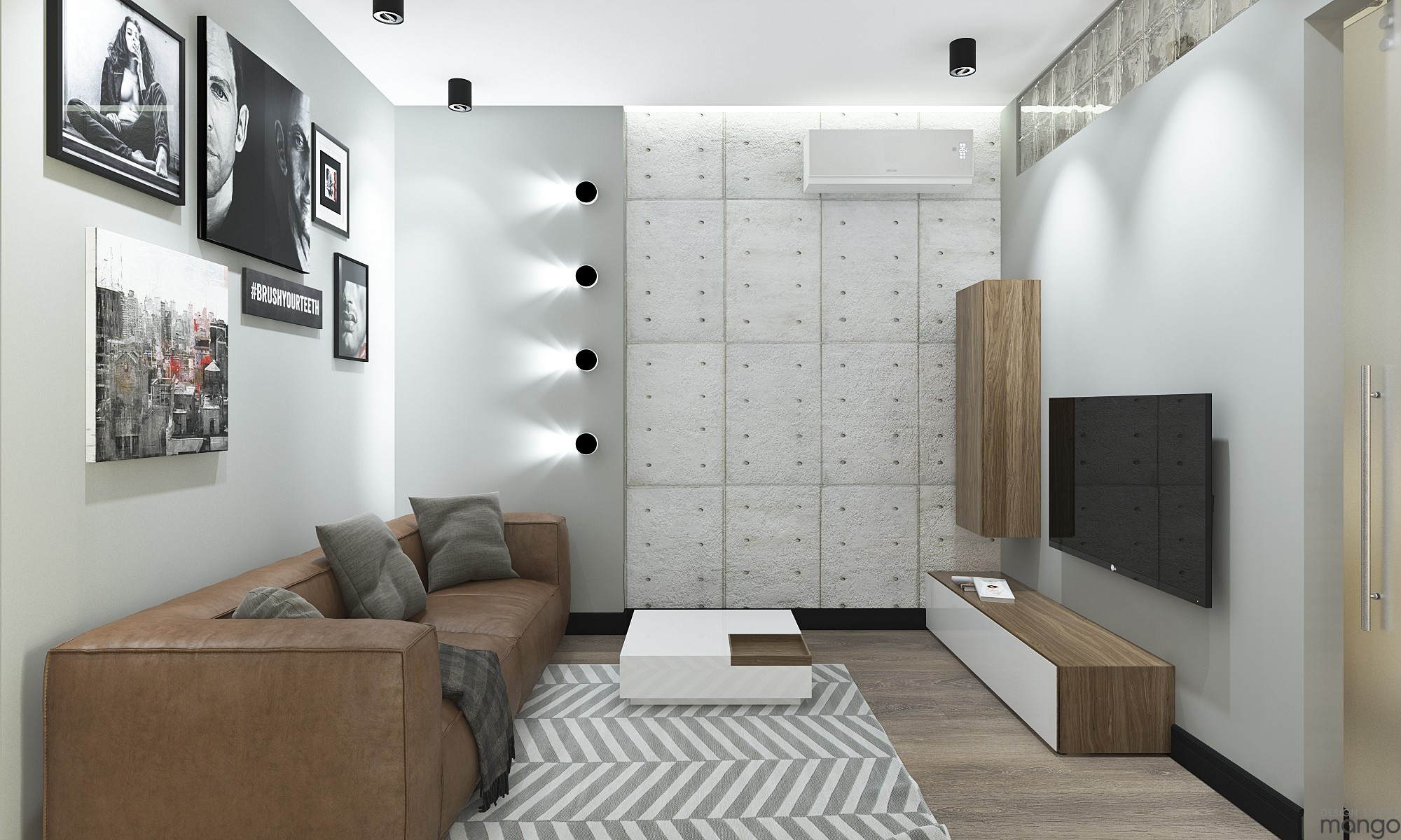 Types of 3 Small Living Room Designs Combined Between ... on Minimalist Room Design  id=11213