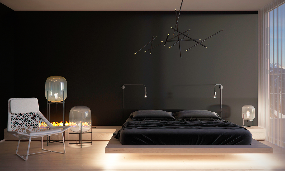 An Easy Way To Create Minimalist Bedroom Decorating Ideas ... on Bedroom Minimalist Design Ideas  id=78871