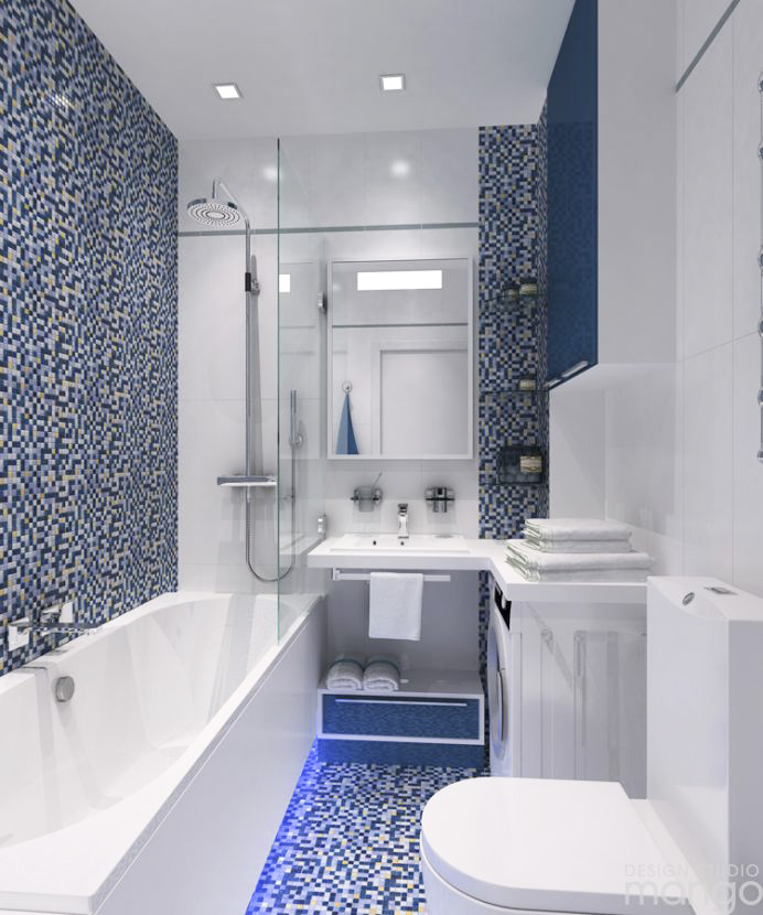 How To Decorate Simple Small Bathroom Designs That Change ... on Simple Small Bathroom Ideas  id=46764