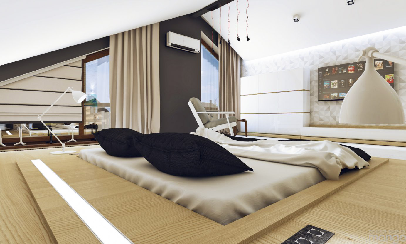 trendy bedroom designs with a contemporary and luxury ... on Trendy Bedroom  id=25169