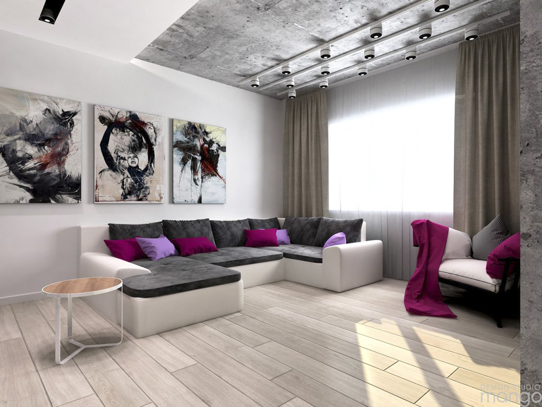 Gorgeous Living Room Designs Complete With Variety of ... on Trendy Room  id=56274