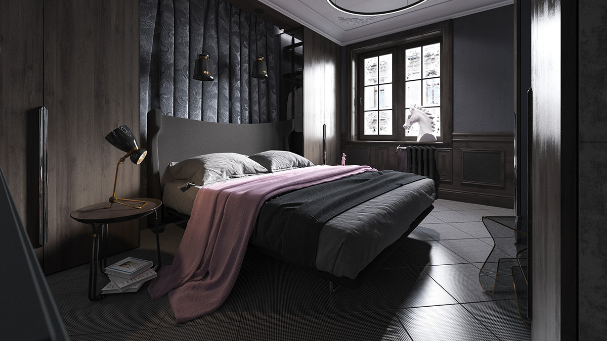 trendy bedroom designs with a contemporary and luxury ... on Trendy Bedroom  id=26855