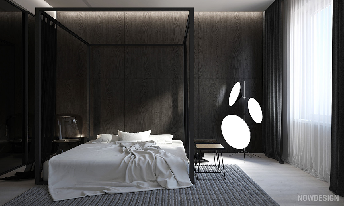 Find Out The An Awesome Minimalist Bedroom Decor Which