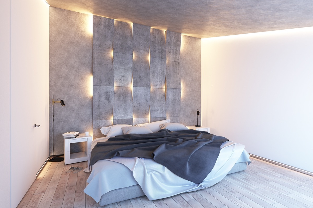 3 Best Bedroom Designs Which Completed With A Modern