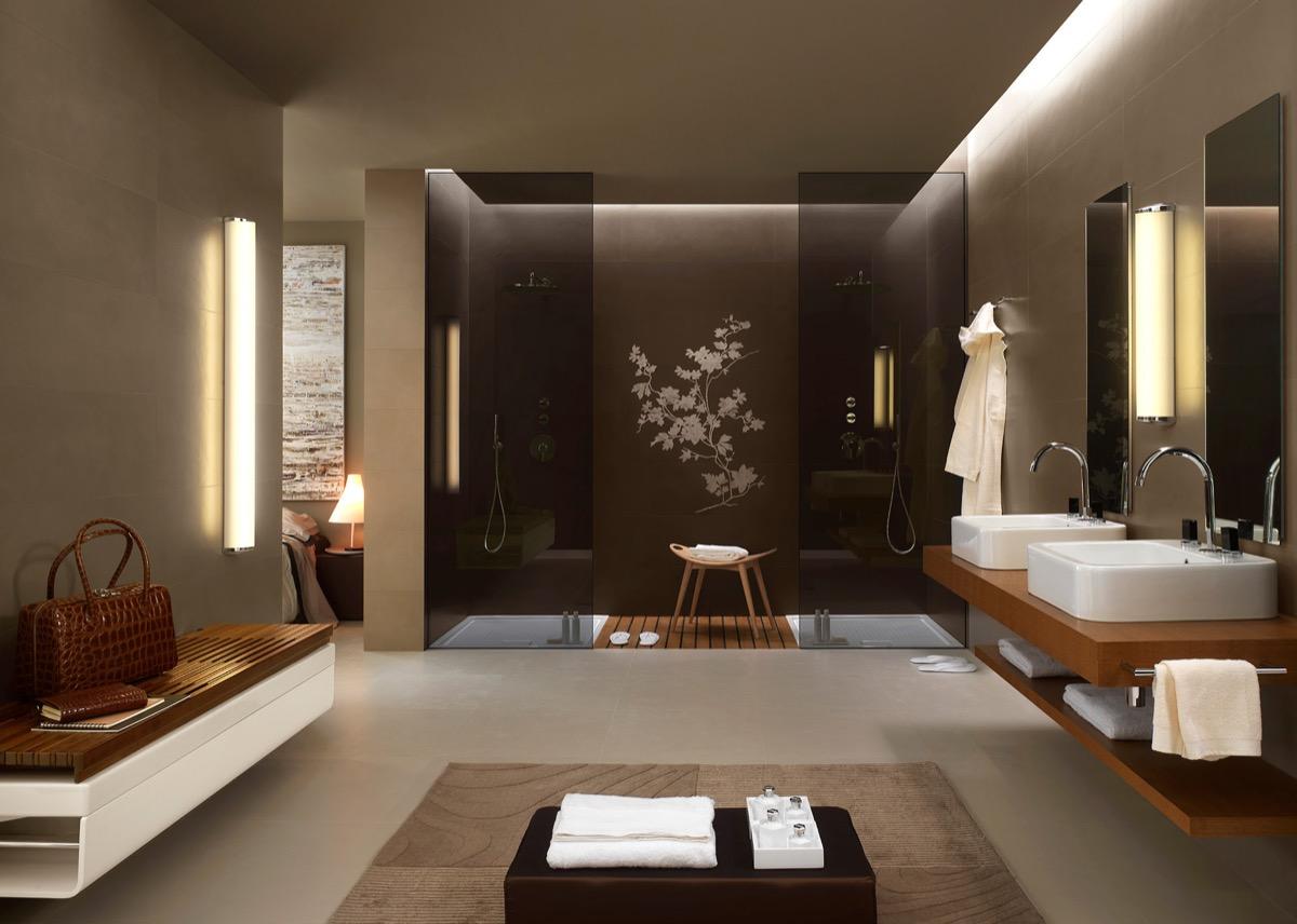 Beautiful Bathroom Designs Arrange With Unique and Trendy ... on Beautiful Bathroom Ideas  id=58016