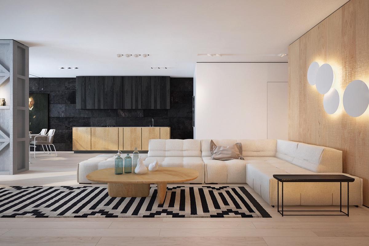Contemporary Home Interior Design Ideas Which Decorated