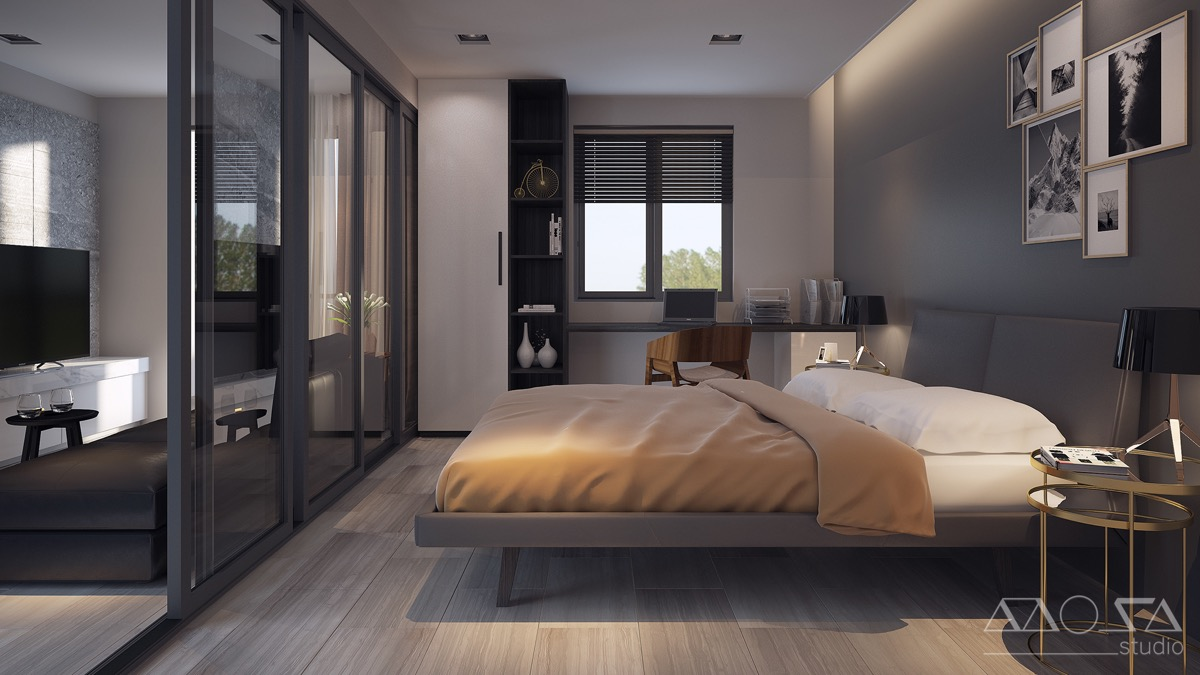 Types of Trendy Bedrooms With a Fashionable Concept Decor ... on Trendy Bedroom Ideas  id=62362