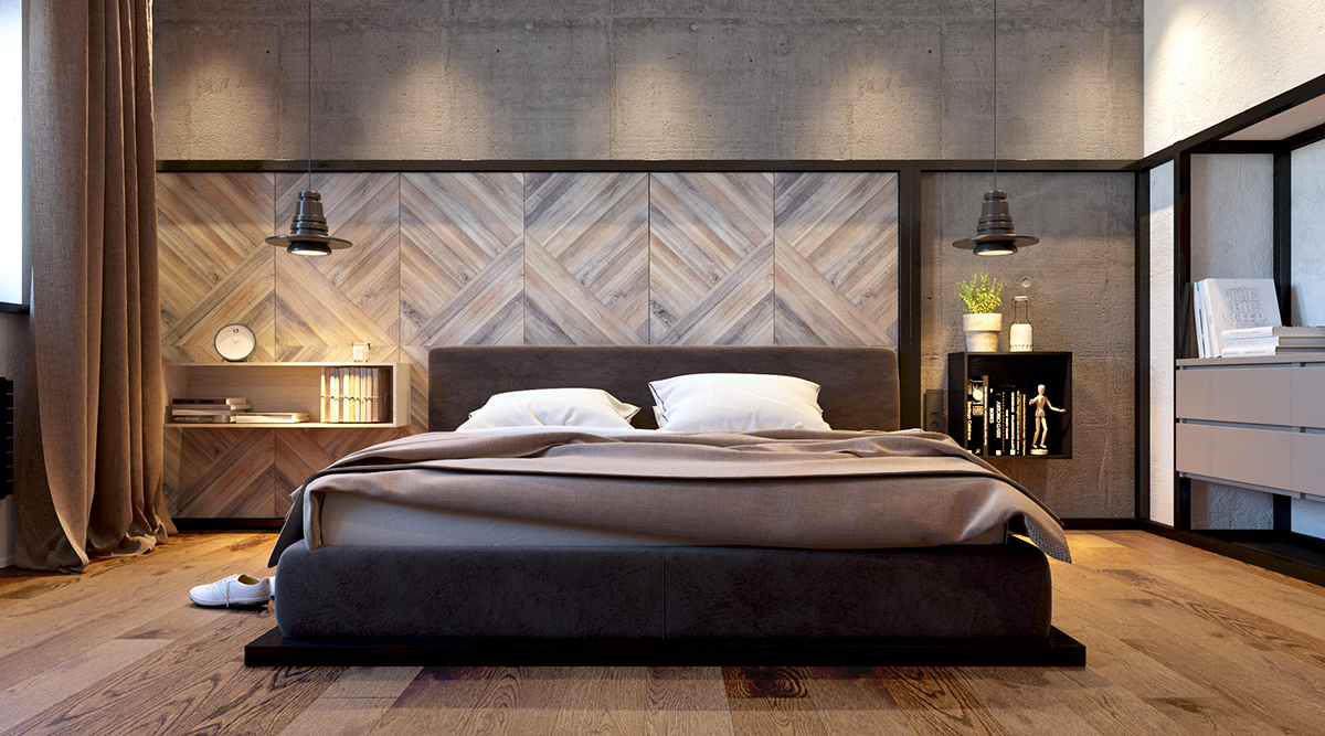 Modern Minimalist Bedroom Designs With a Fashionable Decor ... on Minimalist Bedroom Design  id=49099