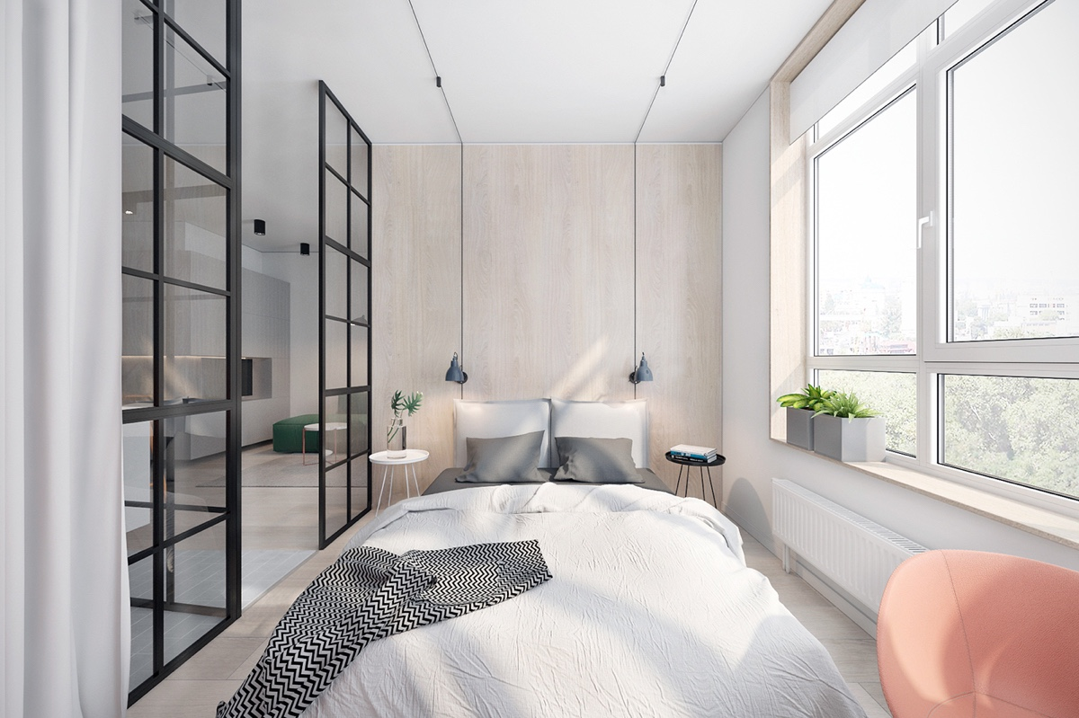 Types of Trendy Bedrooms With a Fashionable Concept Decor ... on Trendy Bedroom  id=29384