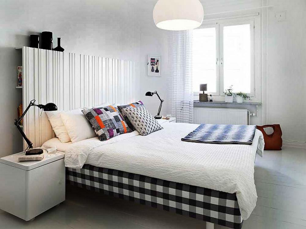 Simple Bedroom Design For Small Space || Check Out the ... on Room Ideas Simple  id=37570
