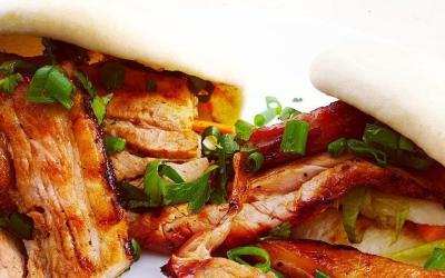 Hoe maak je Vietnamees buikspek op de BBQ?