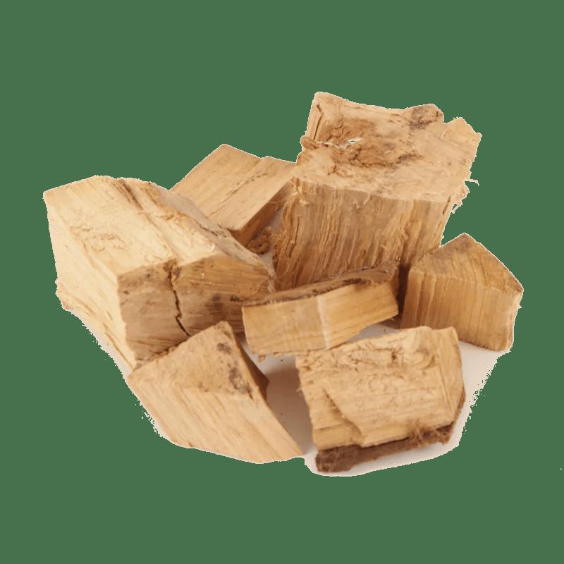 Kersen Rookhout Chunks