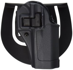 BlackHawk Serpa SpoRusseter Belt Holster For Glock 17 Right Hand Grey