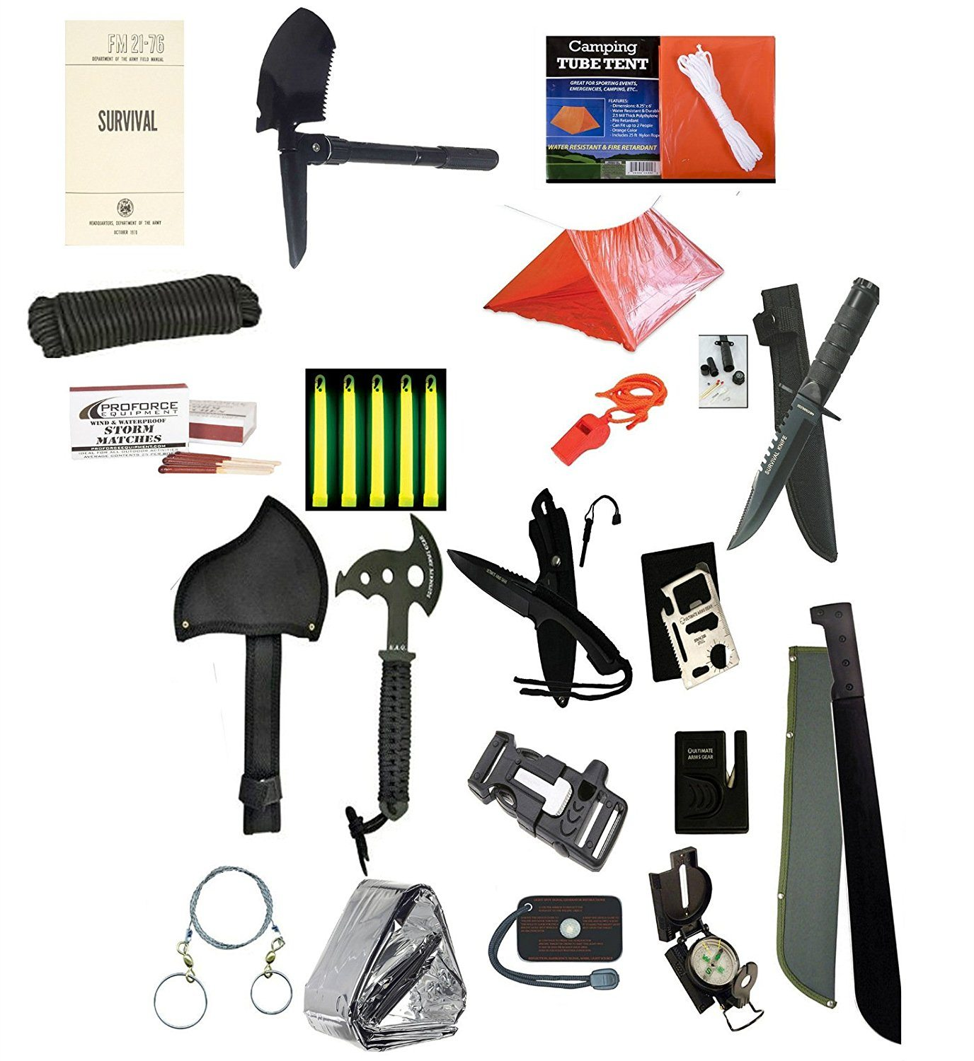 Ultimate Arms Gear 2 Person Bug Out Bag