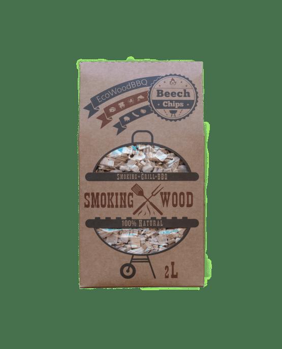 Beech Wood Chips EcoWoodBBQ   Rookplankje.nl