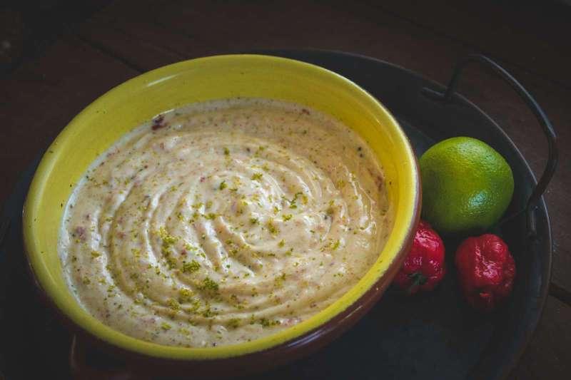 Recept | Habanero-mango mayo