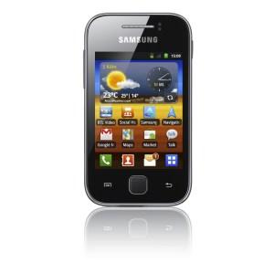Das Samsung Galaxy Y