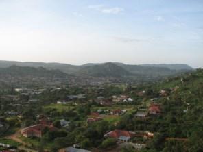 Blick vom Morogoro