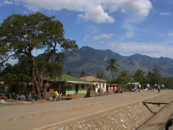 Morogoro Berge