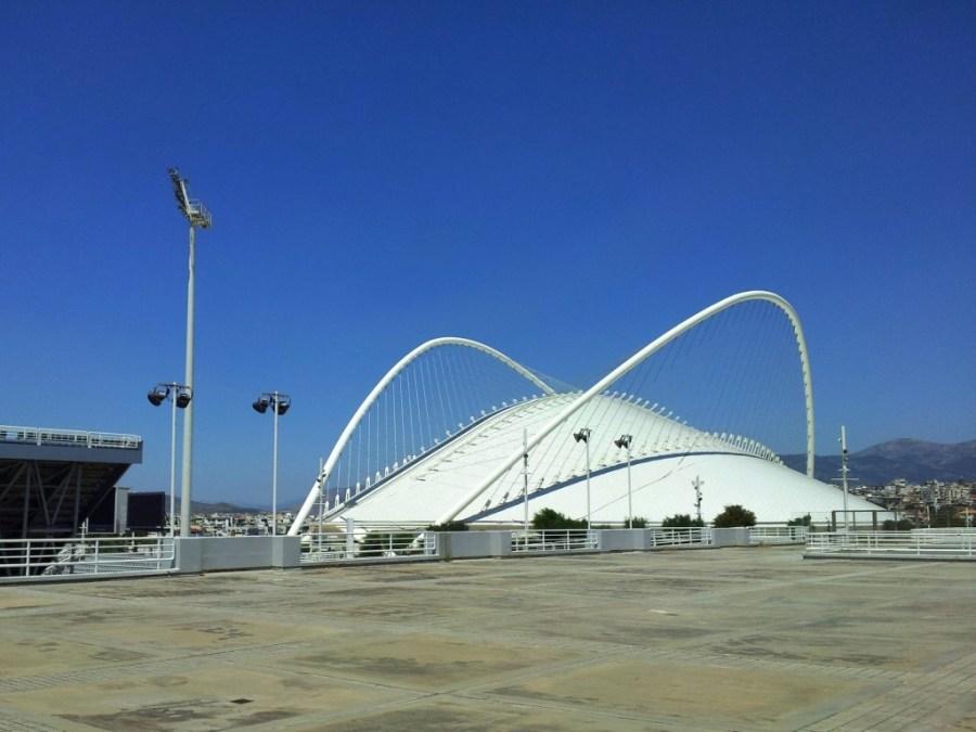 Velodrom Athen Olympia 2004