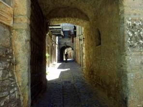 mesta chios mauern walls