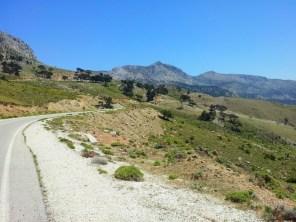 Straßen Chios