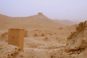 Tal der Gräber Palmyra Syrien