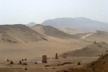 Tal der Gräber Palmyra