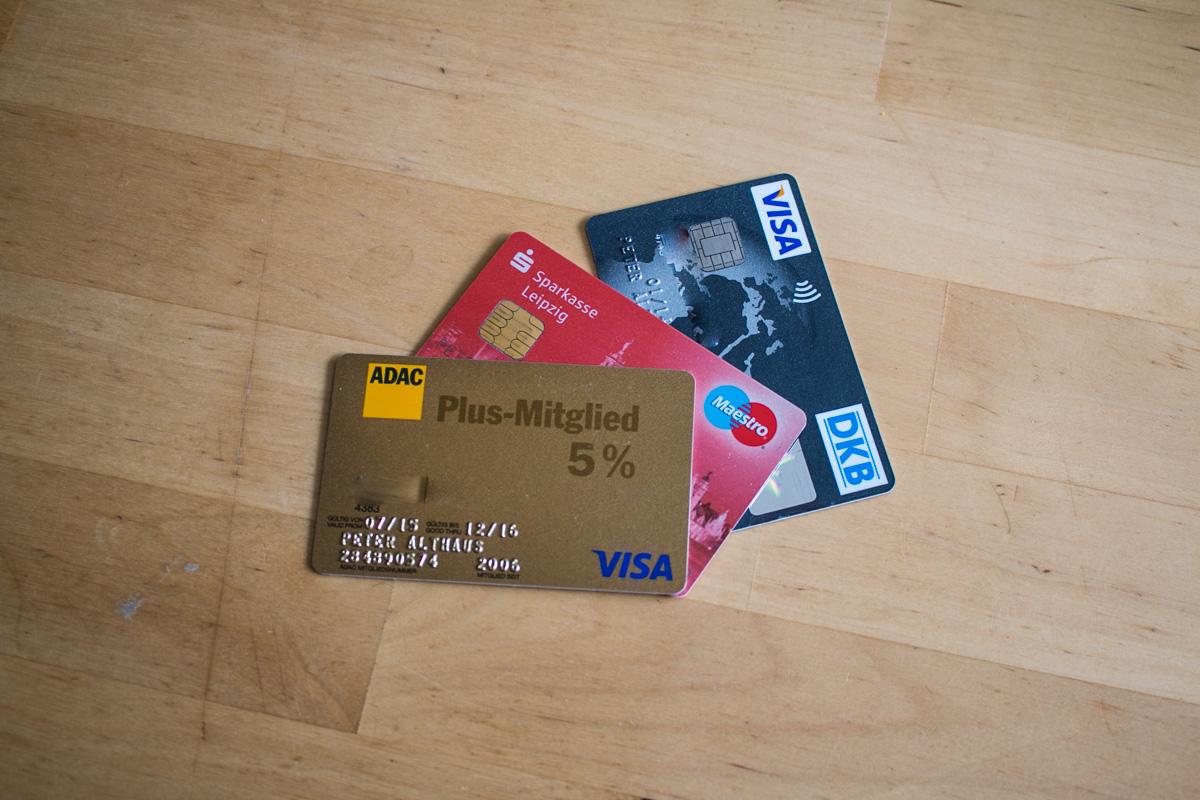 Reise-Kreditkarte Reise weltweit kostenlos Geld abheben